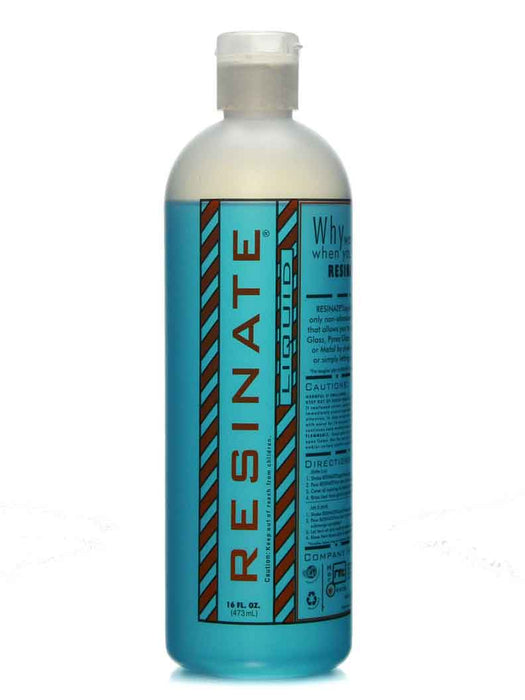 Resinate Blue Glass Cleaner