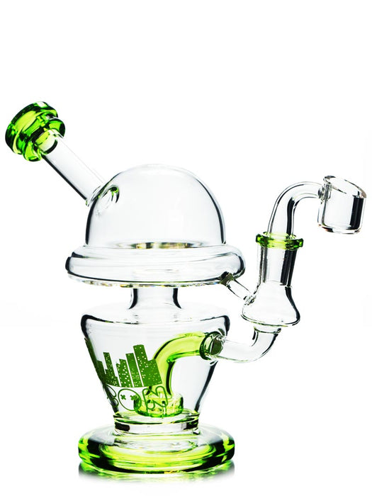Slushy Cup Dab Rig by Icon