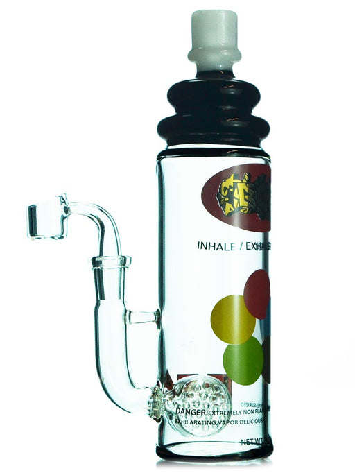 Spray Can Oil Rig