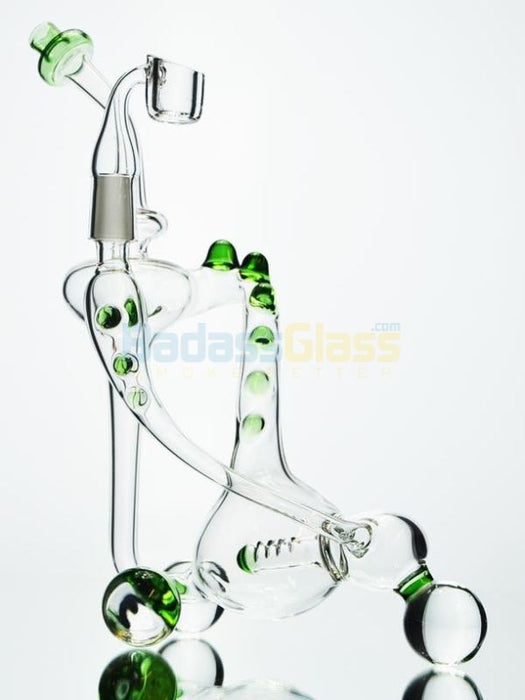 Tall Slyme Recycler Oil Rig