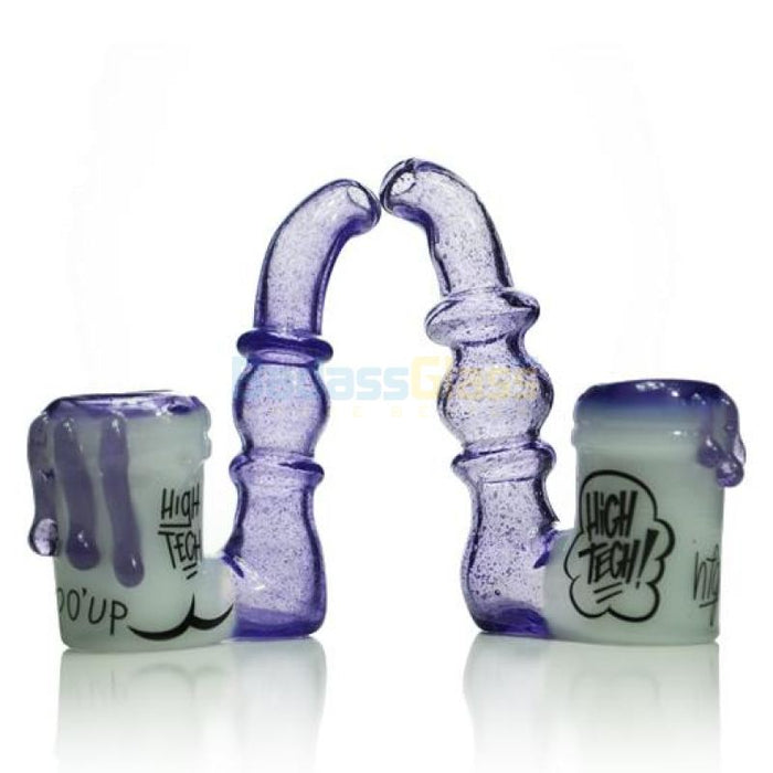Traplock Pipe by High Tech Glass Works
