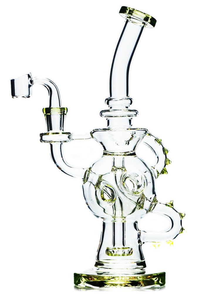 UV Reactive Recycler by SWRV Glass