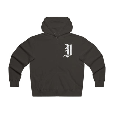 Unisex Inquirer Zip Up Sweatshirt