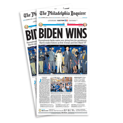 Biden Wins Back Issue