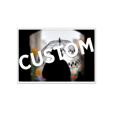 Custom Photo Reprint Unframed Print