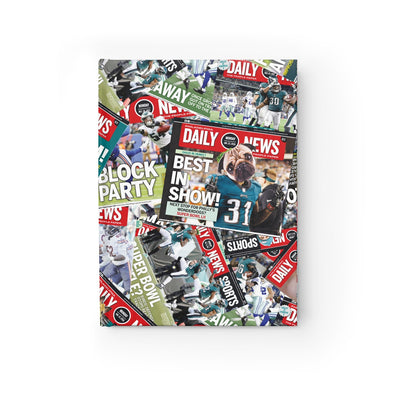 Underdogs Hardcover Journal Front Cover