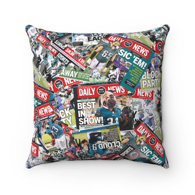 Underdogs Throw Pillow