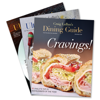 Dining Guide Bundle Pack