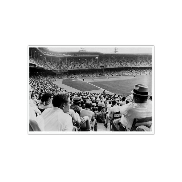 Connie Mack Stadium, 1965 Unframed Print