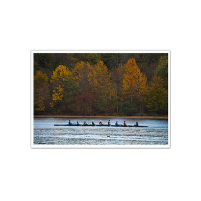 Holy Ghost Prep Crew Team Unframed Print