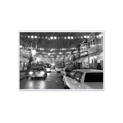 """South Philly Lights"", Unframed Print"