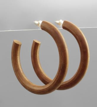 Medium Wood Hoop
