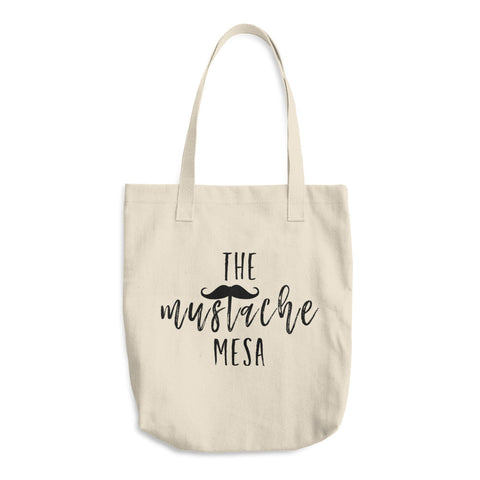 The Official Mustache Mesa Tote