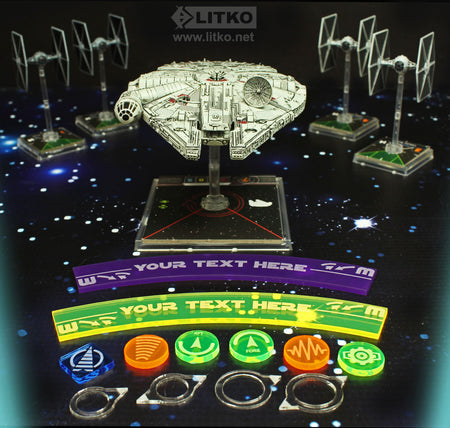 LITKO Space Fighter 2nd Edition