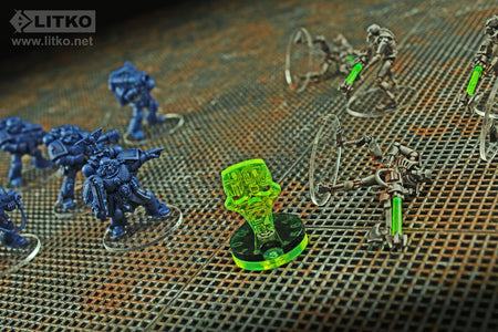 Prepping Warhammer: 40,000: Kill Team Figures (Tutorial)
