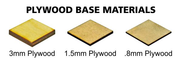 LITKO Wood Base Options