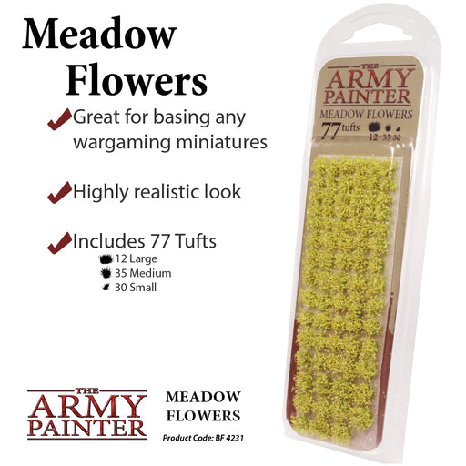 Meadow Flowers - LITKO Game Accessories