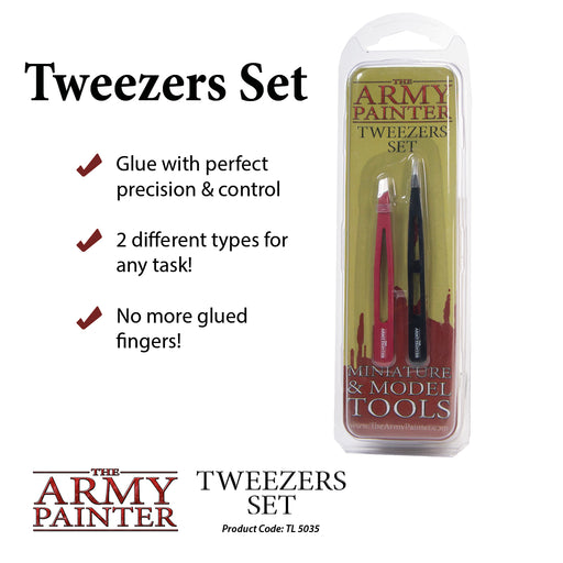 Tweezer Set - LITKO Game Accessories