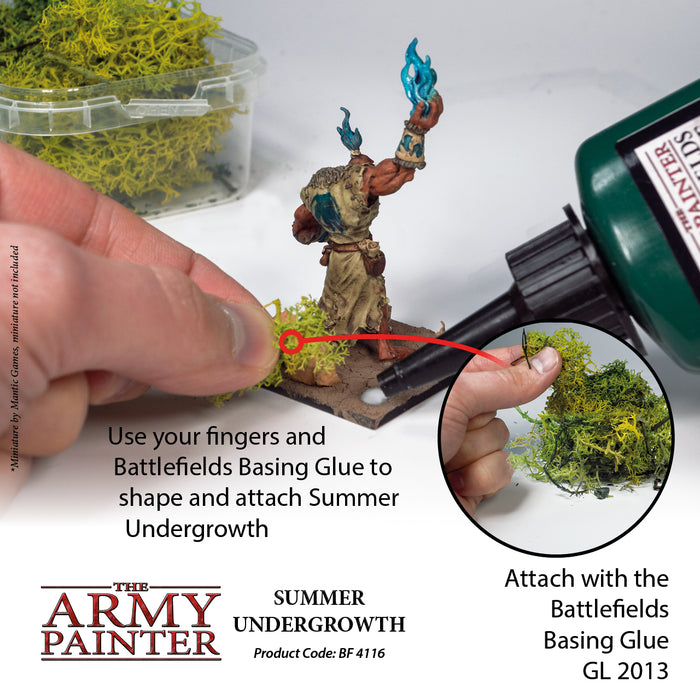 Summer Undergrowth - LITKO Game Accessories