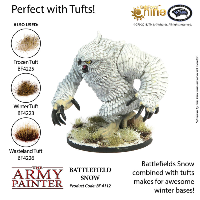 Battlefield Snow - LITKO Game Accessories