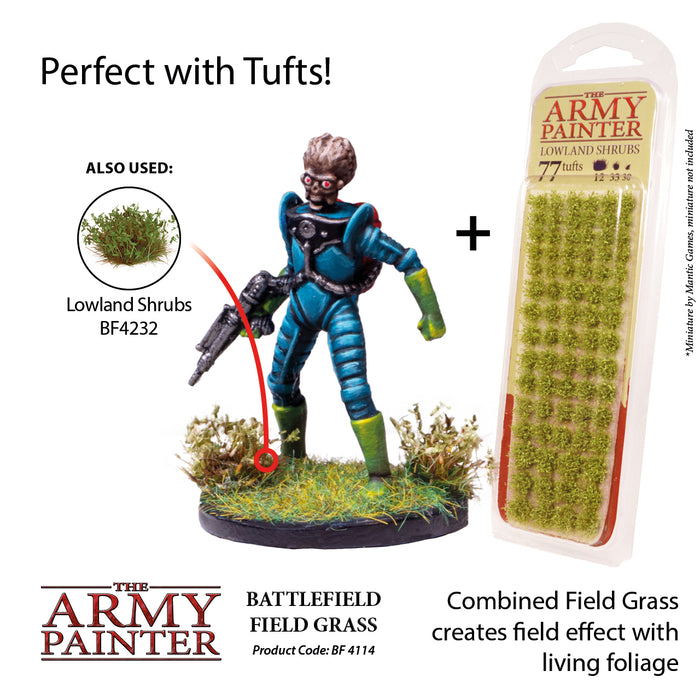 Battlefield Field Grass - LITKO Game Accessories