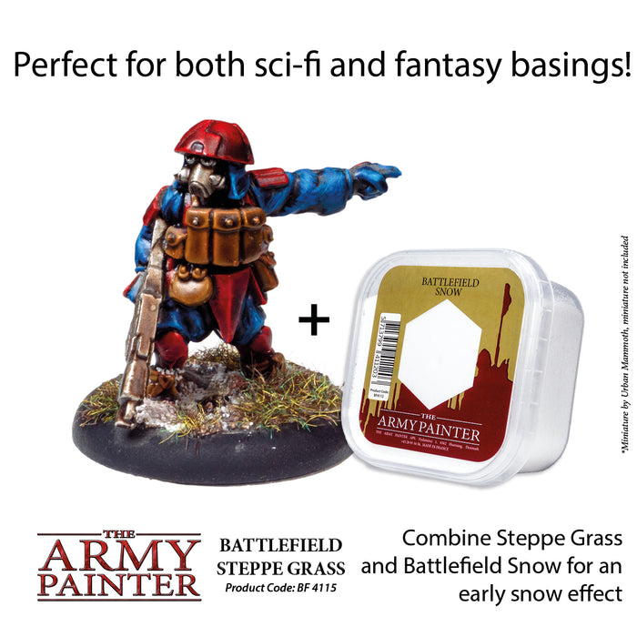 Battlefield Steppe Grass - LITKO Game Accessories