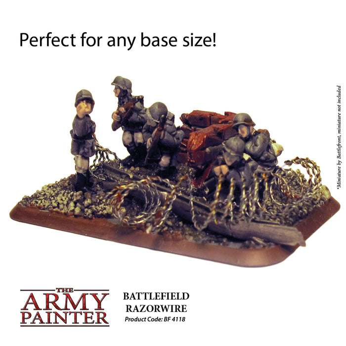 Battlefield Razorwire - LITKO Game Accessories