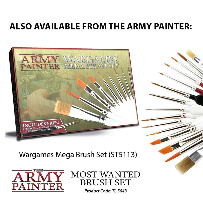 Most Wanted Brush Set - LITKO Game Accessories