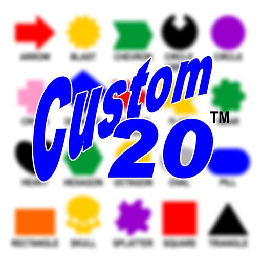 Custom20 - LITKO Game Accessories