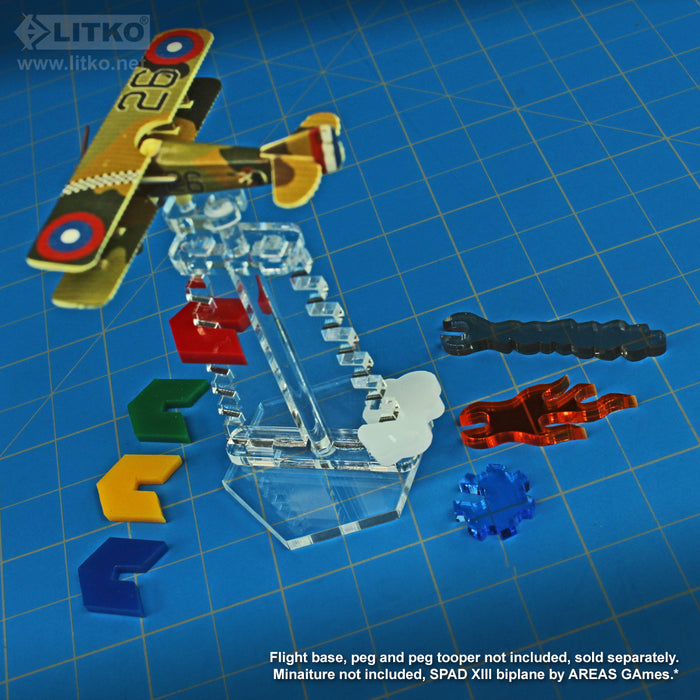 LITKO Deluxe Double Elevation Marker Accessory - LITKO Game Accessories
