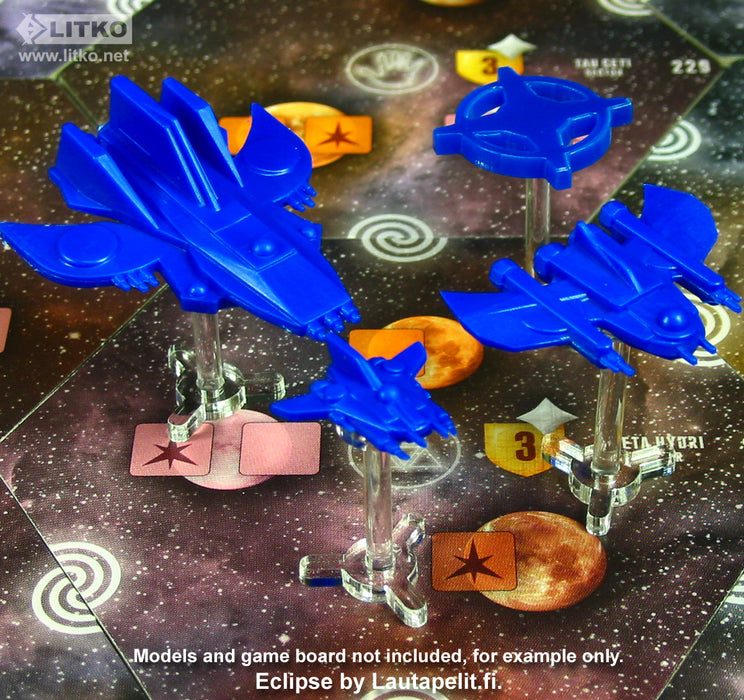 Mini Flight Stands (10) - LITKO Game Accessories