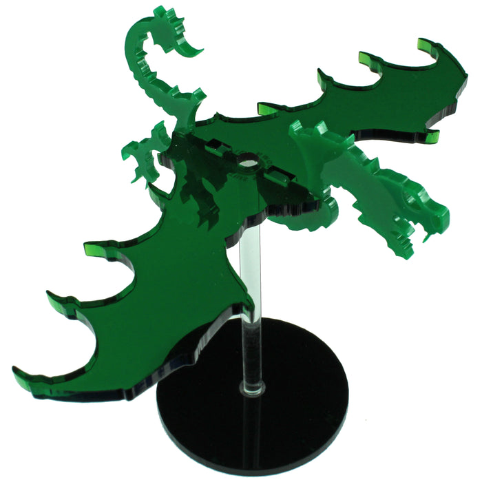 Flying Wyvern Character Mount Kit with 2-inch Circle Base - LITKO Game Accessories