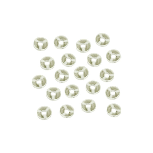 Plane Propeller Discs Compatible with BRS, 1.5mm Clear (20) - LITKO Game Accessories