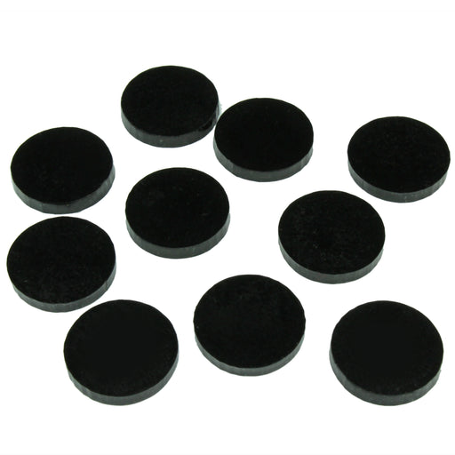 RPG Bases, .75 Inch Circular, SMALL Figure Size (10) - LITKO Game Accessories