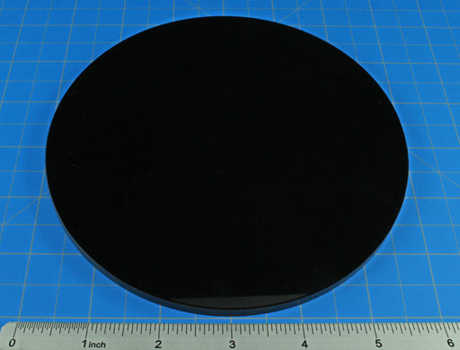 RPG Bases, 6-Inch Circular, COLOSSAL Figure Size - LITKO Game Accessories