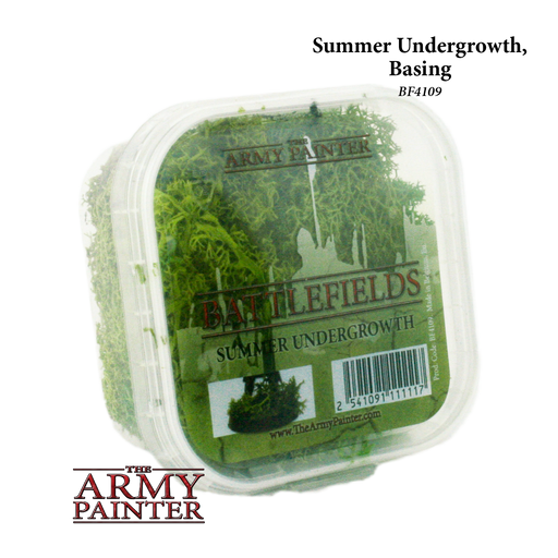 Summer Undergrowth - Foliage - LITKO Game Accessories