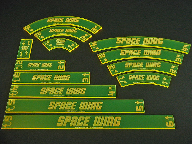LITKO Personalized Space Wing Maneuver Gauge Set (13) - LITKO Game Accessories