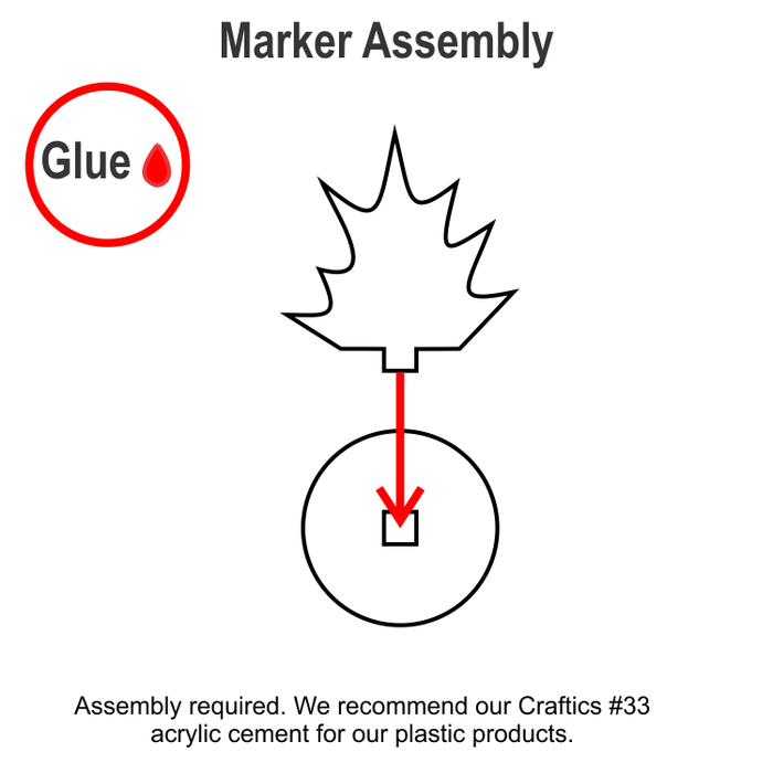 Marker Maker (10) - LITKO Game Accessories