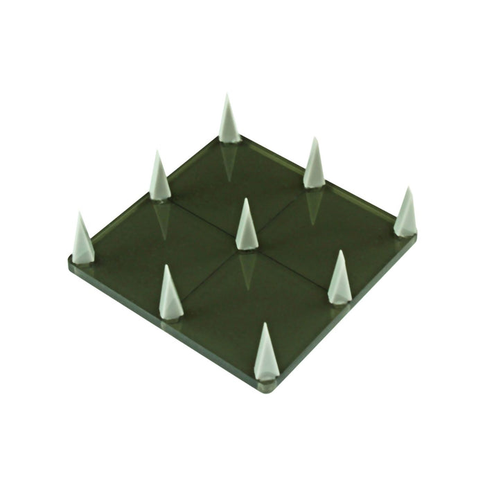 Spiked Pit Trap Marker, Black & Grey - LITKO Game Accessories