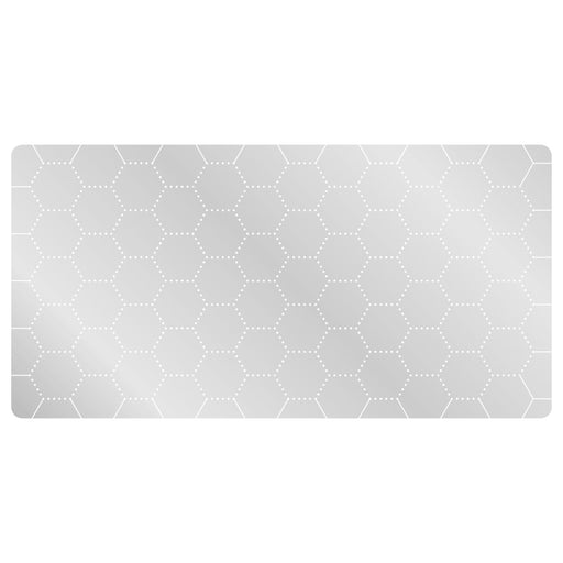 LITKO 2-inch Hex Grid Stencil, Dot Pattern - LITKO Game Accessories