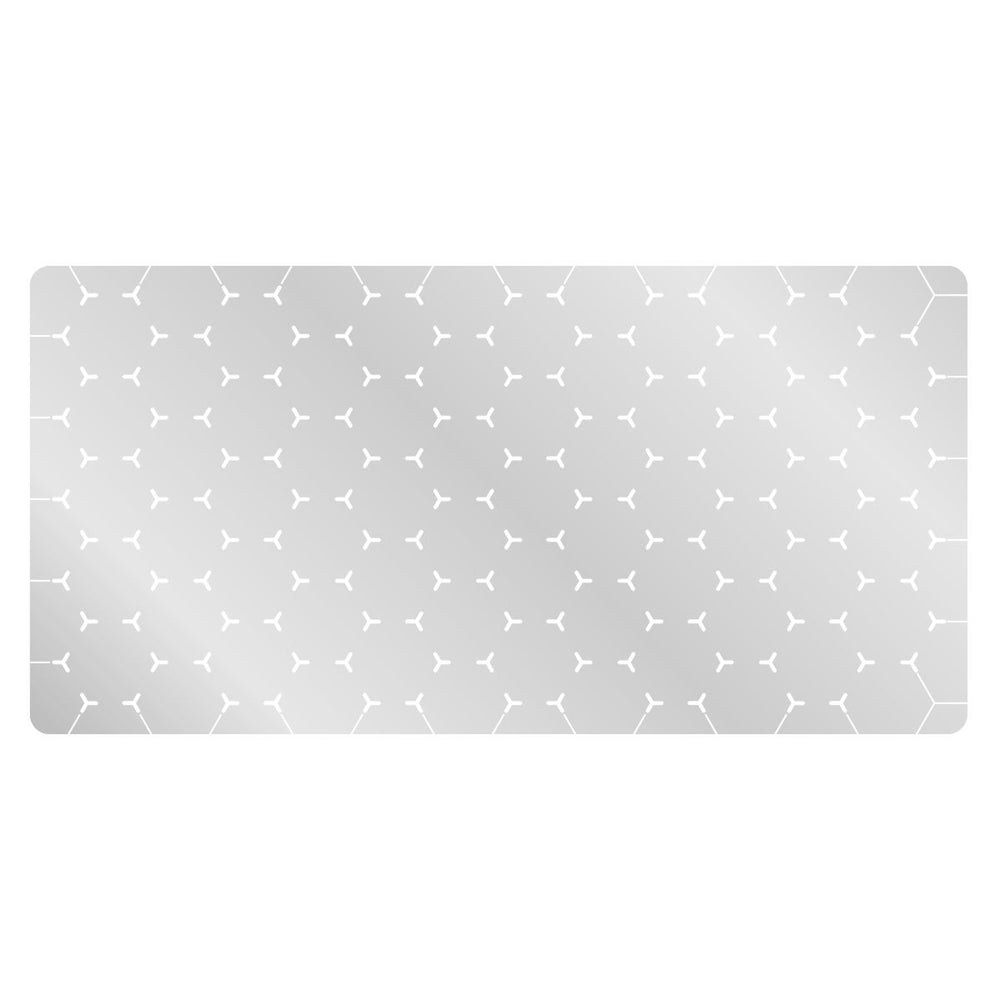 LITKO 2-inch Hex Grid Stencil, Star Pattern - LITKO Game Accessories