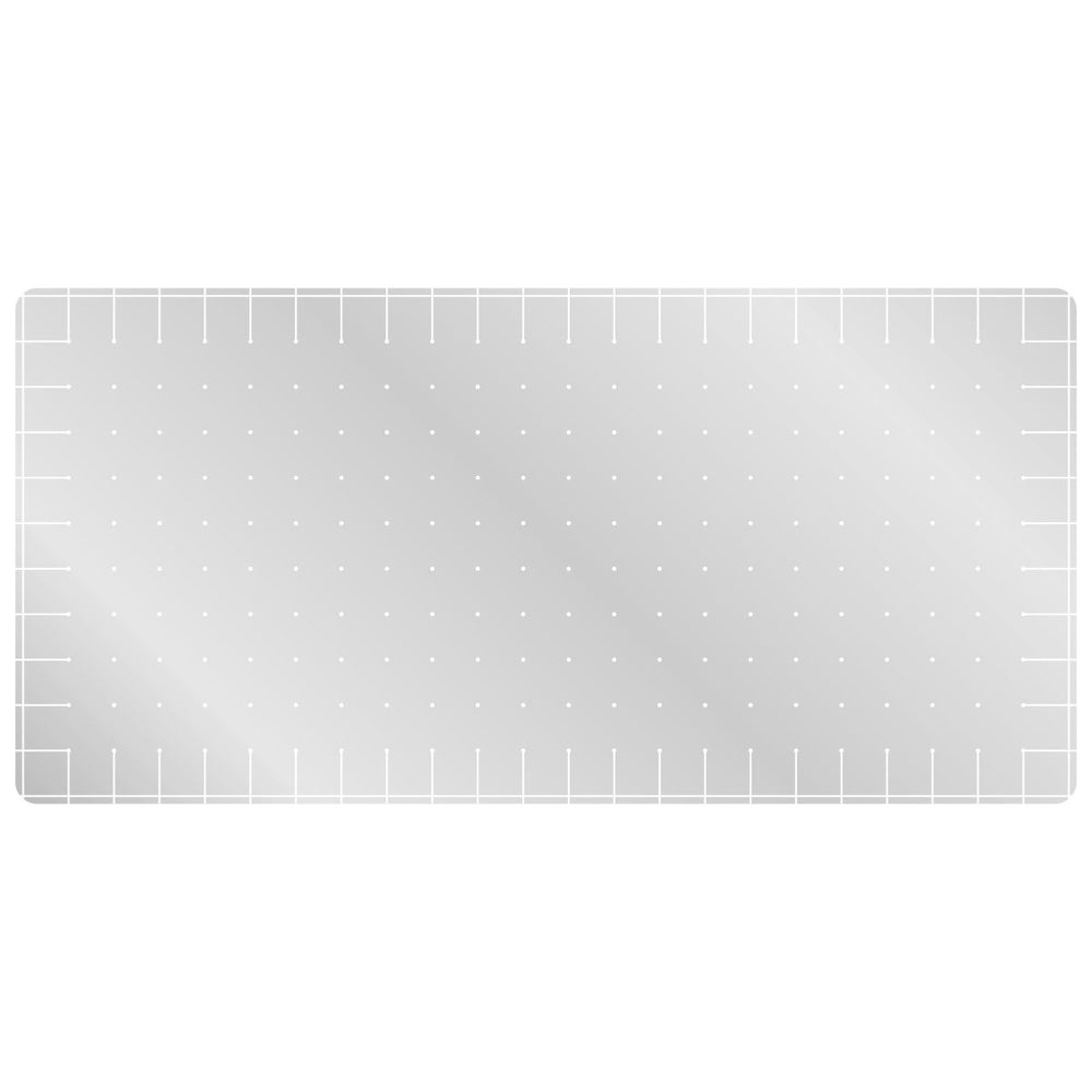 LITKO 1-inch Square Grid Stencil, Square Dot Pattern - LITKO Game Accessories