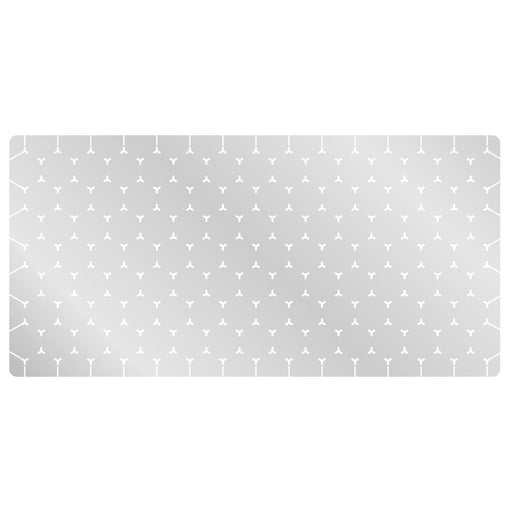 LITKO 40mm Hex Grid Stencil, Star Pattern - LITKO Game Accessories