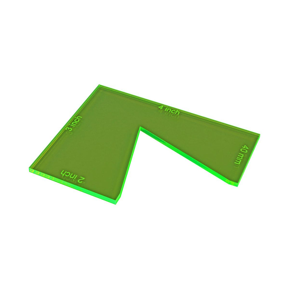 LITKO Notch Gauge Compatible with DBx, Fluorescent Green - LITKO Game Accessories