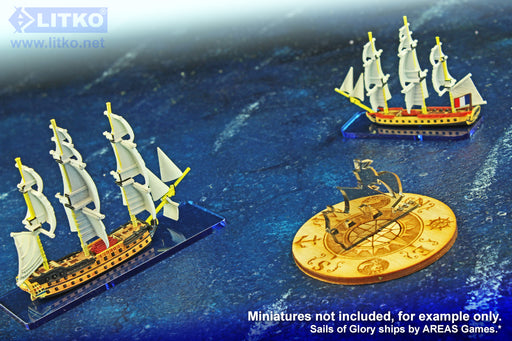 LITKO Classic Naval Compass - LITKO Game Accessories