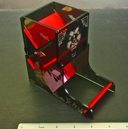 Vampire Dice Tower - LITKO Game Accessories