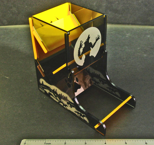 Werewolf Dice Tower - LITKO Game Accessories