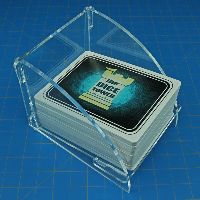 Deck Tray (Medium, Holds 75-100 Standard US/Euro Sized Cards) - LITKO Game Accessories