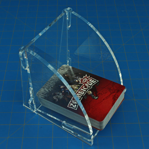 Mini Deck Tray (Medium, Holds 75-100 Mini Sized Cards) - LITKO Game Accessories