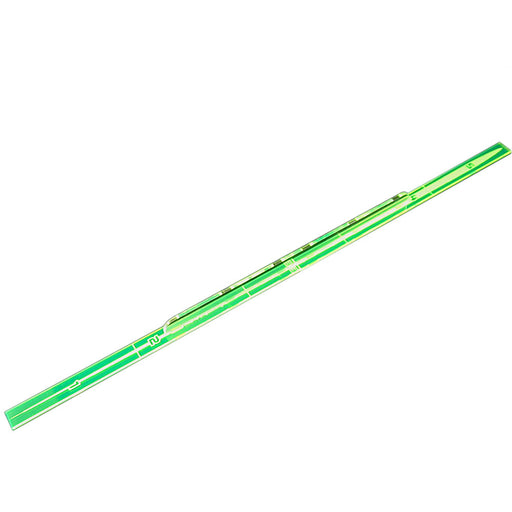 Space Fighter Range 5 Fire Gauge, Fluorescent Green - LITKO Game Accessories